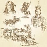 zachodni dziki Fotografia Royalty Free