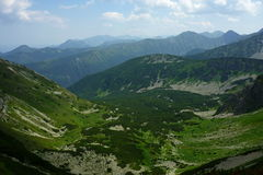 zachodni gór tatras Obraz Stock