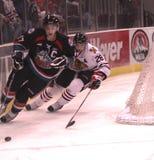 Zachodni hokej Fotografia Royalty Free