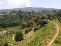Zachodni Jawa krajobraz 5 Fotografia Royalty Free
