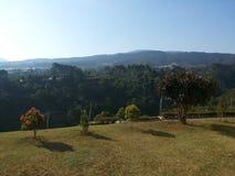 Zachodni Jawa krajobraz 12 obrazy stock