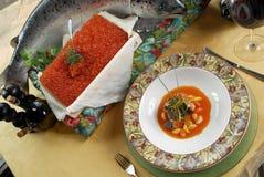 Zachodni jedzenie zdjęcia royalty free
