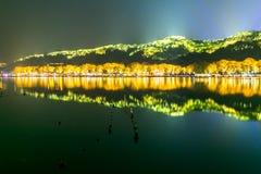 Zachodni jezioro Zdjęcie Royalty Free