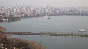 Zachodni jezioro zdjęcie wideo