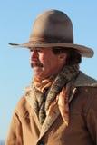 Zachodni kowboj zdjęcia royalty free