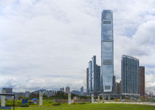 Zachodni Kowloon, Hong Kong Zdjęcie Stock
