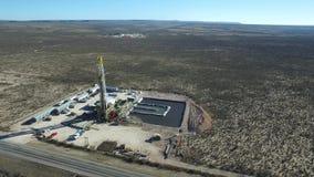 ZACHODNI TEKSAS boom na rynku naftowym zdjęcie wideo