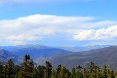 Zachodnia Górska sceneria, China15 Zdjęcie Stock