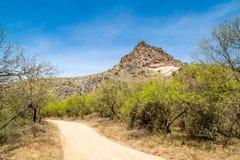 Zachodnia Jasna zatoczka Arizona obrazy royalty free