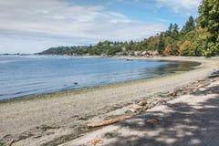 Zachodnia Seattle linia brzegowa 3 Obrazy Royalty Free