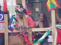 2016 Zachodnich Indiańskich dzień parady część 2 18 Obraz Royalty Free