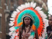 2016 Zachodnich Indiańskich dzień parady część 2 20 Obrazy Stock