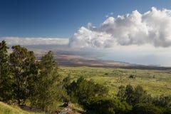 Zachodnie wybrzeże Duża wyspa, Hawaje Obraz Stock