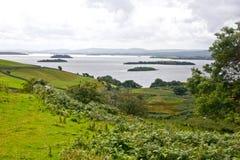 Zachodnie wybrzeże Irlandia obrazy royalty free