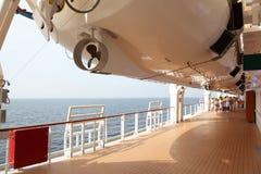 zachowania pokładu kadrowy ratownika statku szkolenie zdjęcia royalty free