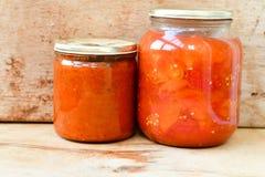zachowanie pomidorów Obraz Stock