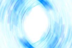 Zacht blauw frame Stock Afbeeldingen