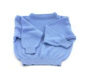 Zacht brei sweater Stock Fotografie