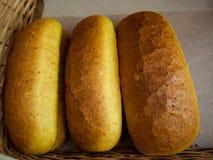 Zacht brood Royalty-vrije Stock Foto