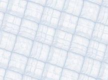 Zacht grijs modern abstract fractal art. Achtergrondillustratie, vierkant patroon met onregelmatige randen Creatief grafisch malp Royalty-vrije Stock Foto