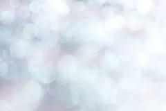 Zachte blauwe abstracte zachte kleuren Royalty-vrije Stock Afbeelding