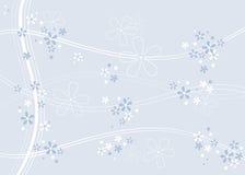 Zachte bloemachtergrond Royalty-vrije Stock Afbeeldingen