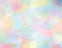 Zachte de manieachtergrond van de pastelkleurkleur stock illustratie