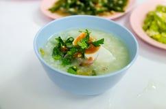 Zachte gekookte rijst Royalty-vrije Stock Foto's
