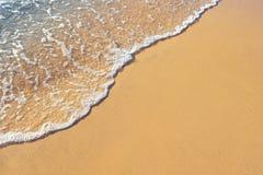 Zachte Golf Royalty-vrije Stock Afbeeldingen