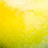 Zachte groen en geel defocused Royalty-vrije Stock Afbeeldingen