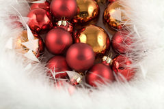 Zachte Kerstmis Royalty-vrije Stock Afbeeldingen