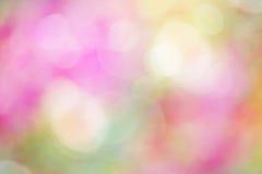 Zachte Kleurrijke Achtergrond 2 Royalty-vrije Stock Foto