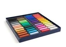 Zachte pastelkleuren Stock Afbeelding