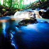Zachte rivier Royalty-vrije Stock Afbeelding