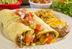 Zachte taco's Royalty-vrije Stock Afbeeldingen
