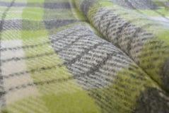 Zachte warme deken Royalty-vrije Stock Afbeeldingen