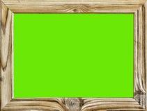 zaciemnia Drewniana rama z tłem, blackboard lub zarządem szkoły na bielu czarnymi, zanieczyszczenie na rzecznym Arno bezpłatny obraz royalty free