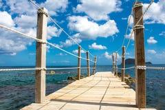 Zacinto Fotografie Stock