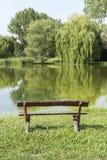 Zaciszność park zdjęcie royalty free