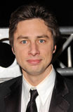 Zack Braff am Golden Globes 2007 der Weinstein Firma nach Party. Händler Vics, Beverly Hills, CA 01-15-07 Stockbilder