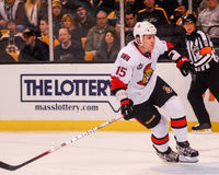 Zack Smith Ottawa Senators Stock Image