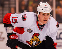 Zack Smith Ottawa Senators Royalty Free Stock Photography
