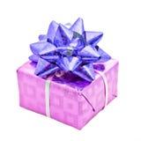 Zacken Sie Geschenk aus Stockfoto