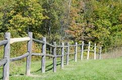 Zackiger Zaun Stockbilder