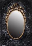 Zaczarowany lustro fotografia royalty free