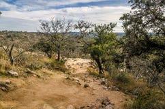 Zaczarowany Rockowy Teksas Zdjęcia Royalty Free