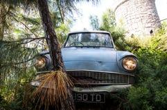 Zaczarowany samochód Obraz Stock