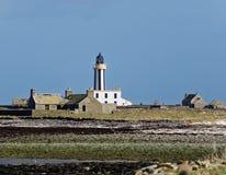 Zaczyna punkt latarnię morską Zdjęcie Royalty Free