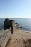Zaczyna wielkiego mur Chiny Obraz Stock