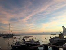 Zadar стоковое изображение rf